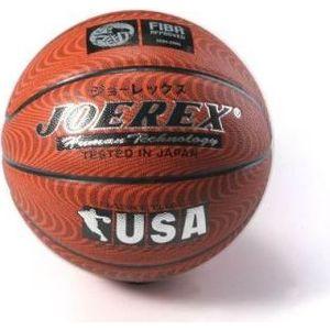 Мяч баскетбольный Joerex №7 B8000S-1 гантели для фитнеса joerex 1 5кг jbo50509 2шт