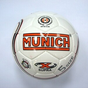 Мяч футбольный Munich supra №5 5W-23692 guano apes munich