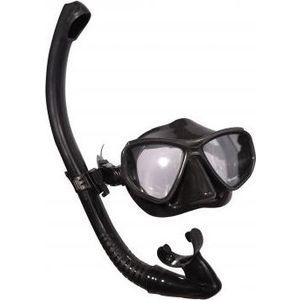 Набор для плавания Wave MS-1383S60 силикон.черный недорго, оригинальная цена