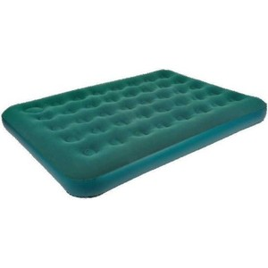 ������� Relax Flocked air bed queen JL026087-2N