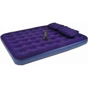 ������� Relax Flocked air bed queen �����+2������� 203�152�22 JL021470N