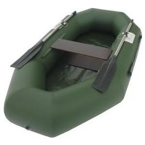 Надувная лодка Stream Стрим - 1 лодка надувная лидер 430 зеленая