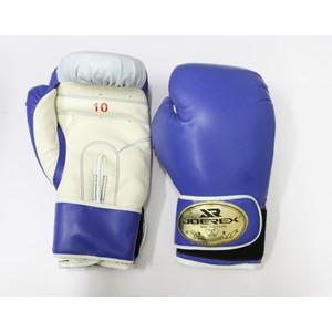 Перчатки боксерские Joerex 10 OZ . синие. JBX110 секундомер joerex 4399 110
