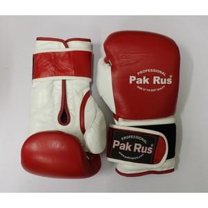 Перчатки боксерские Pak Rus 12 OZ красные (PR-12492) красные перчатки бурлеск uni