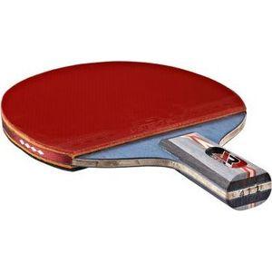 Ракетка для настольного тенниса Joerex J411 короткая ручка 4 ракетка для настольного тенниса torres club 4 tt0008