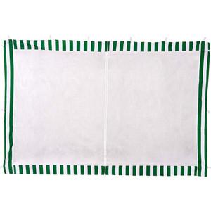Стенка к шатру Green Glade с москитной сеткой (зеленая) 1.95х2.95 4130 шатер с москитной сеткой для дачи 3х3 лекс групп green glade 1036