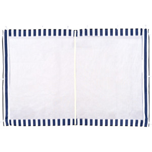 Стенка к шатру Green Glade с москитной сеткой (синяя) 1.95х2.95 4140 шатер с москитной сеткой для дачи 3х3 лекс групп green glade 1036