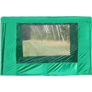 Стенка к шатру Митек с окном 2.0х2.0 (к шатру Митек 6 граней)
