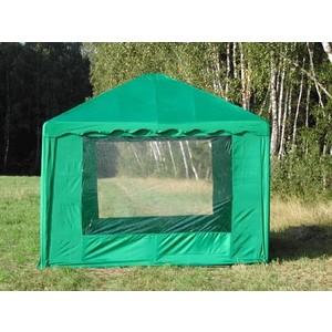 Стенка к шатру Митек с окном 2.5х2.0 (к шатру Митек 2.5х2.5 и 5х2.5) митек нельма куб 2 люкс