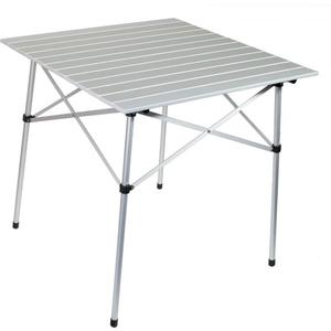 Стол TREK PLANET Roll-up Alu table 70 (ТА-97430/70669) складной стул складной trek planet fc 96801