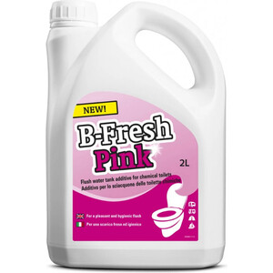 Жидкость дл биотуалета Thetford B-Fresh Pink 2л от ТЕХПОРТ