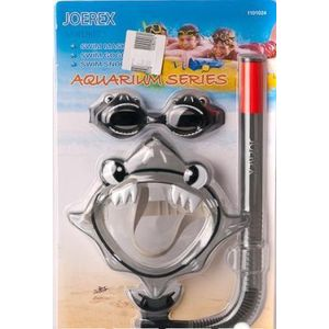 Набор для плавания Joerex SSM1807 (маска. трубка. очки) вафельница sinbo ssm 2524