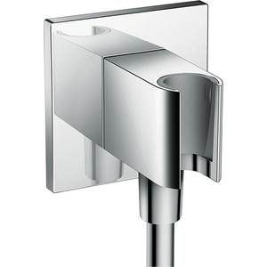 Держатель Hansgrohe Fixfit Porter Sguare (26486000) часы nixon porter nylon gold white red