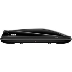 Бокс Thule Touring L (780), 196x78x43 см, черный глянцевый, dual side (634801) бокс thule touring l 780 черный глянцевый 420 л
