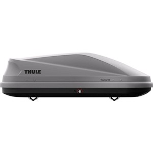 Бокс Thule Touring S (100), 139x90x40 см, титановый, dual side, aeroskin (634100) vogue short slightly curled side parting pink women s synthetic hair wig
