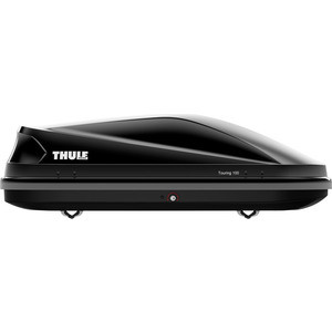 Бокс Thule Touring S (100), 139x90x40 см, черный глянцевый, dual side (634101) stylish spaghetti strap sleeveless stripes side slit open back women s bodycon dress