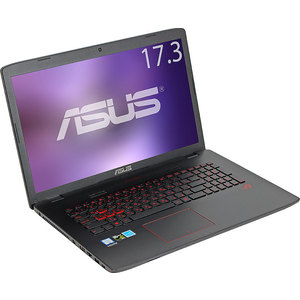 Ноутбук Asus Republic of Gamers GL752VW (90NB0A42-M03150)