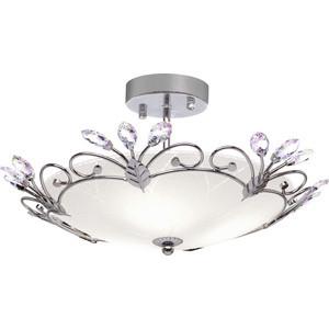 Потолочная люстра Silver Light Lotos 838.54.3 silver light светильник потолочный silver light lotos 838 54 3 owv cr1f