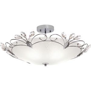 Потолочная люстра Silver Light Lotos 838.54.5 silver light светильник потолочный silver light lotos 838 54 3 owv cr1f