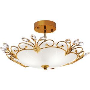 Потолочная люстра Silver Light Lotos 838.58.3 silver light светильник потолочный silver light lotos 838 54 3 owv cr1f
