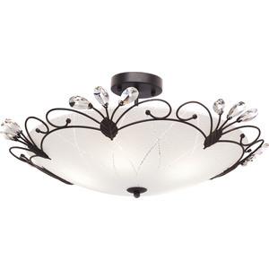 Потолочная люстра Silver Light Lotos 838.59.3 silver light светильник потолочный silver light lotos 838 54 3 owv cr1f