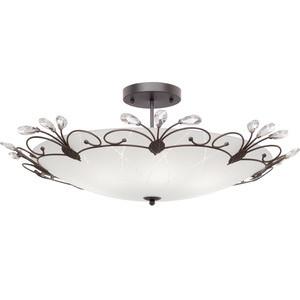 Потолочная люстра Silver Light Lotos 838.59.5 silver light светильник потолочный silver light lotos 838 54 3 owv cr1f