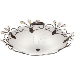 Потолочная люстра Silver Light Lotos 838.59.7 silver light светильник потолочный silver light lotos 838 54 3 owv cr1f