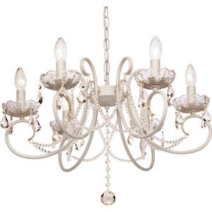 Подвесная люстра Silver Light Laurita 260.51.6 люстра потолочная silver light laurita 260 51 6