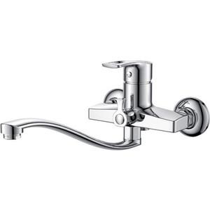 Смеситель для ванны D&K Bayern-Furth (DA1223301) смеситель для ва��ной haiba hb2216 k