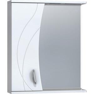 Зеркало-шкаф VIGO Faina (№25-600-Л) 60х15х70 зеркало шкаф vigo jika 19 600 л 60х15х70