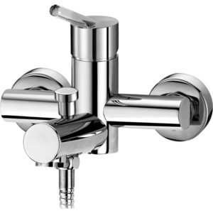Смеситель BelBagno Isola для ванны и душа, хром (ISO-VASM-CRM) ogl vasm crm oglio смеситель для ванны и душа belbagno