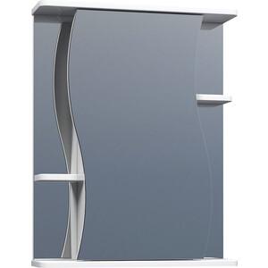 Зеркальный шкаф VIGO Alessandro (№11-550) 55х15х70 alessandro черные замшевые сапоги с меховыми отворотами от alessandro
