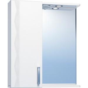 купить Зеркальный шкаф VIGO Atlantic (№16-550-Л) 55х15х70 недорого