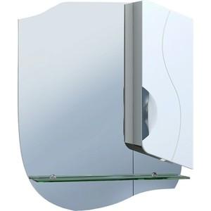 Зеркальный шкаф VIGO Callao (№26-550-Пр Б/Э) 55х15х70 зеркальный шкаф vigo atlantic 16 550 л 55х15х70