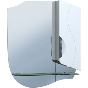 Зеркальный шкаф VIGO Callao (№26-650-Пр Б/Э) 65х15х70 аксессуар закаленноестеклодляhonor9