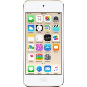 MP3 плеер Apple iPod touch 6 32Gb gold (MKHT2RU/A) плеер apple ipod nano 16gb gold mkmx2ru a