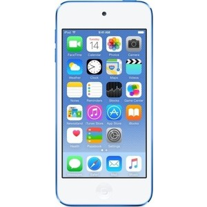 Фотография товара mP3 плеер Apple iPod touch 6 32Gb blue (MKHV2RU/A) (558368)