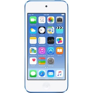 MP3 плеер Apple iPod touch 6 64Gb blue (MKHE2RU/A)