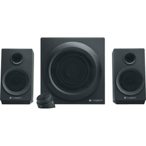 Компьютерные колонки Logitech Z333 (980-001202) колонки logitech multimedia speakers z333