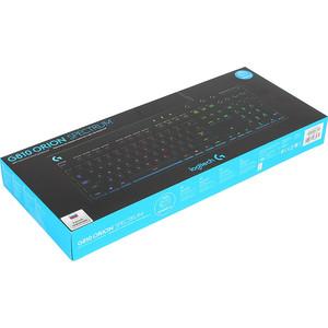 Игровая клавиатура Logitech G810 Orion Spectrum (920-007750) от ТЕХПОРТ