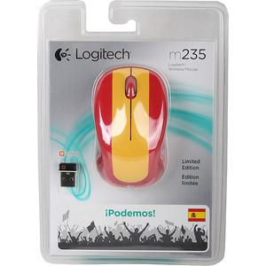 Мышь Logitech M235 Spain (910-004028)