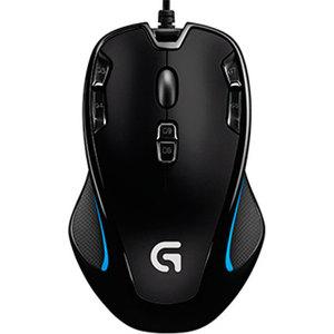 все цены на Игровая мышь Logitech G300s USB (910-004345) онлайн