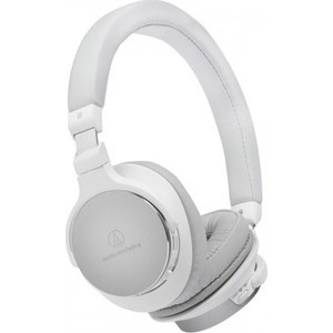 Наушники Audio-Technica ATH-SR5BT white наушники audio technica ath pro5mk3 gm