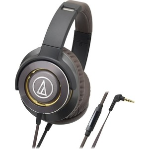 Наушники Audio-Technica ATH-WS770 iS weapon steel