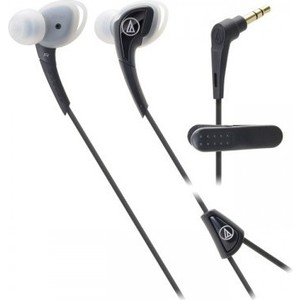 Наушники Audio-Technica ATH-SPORT2 black наушники audio technica ath ckl220 black