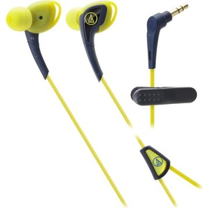все цены на  Наушники Audio-Technica ATH-SPORT2 yellow  онлайн