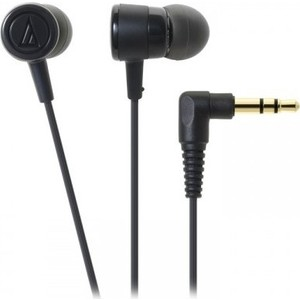 Наушники Audio-Technica ATH-CKL220 iS black наушники audio technica ath sr5bt black