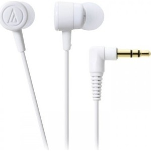Наушники Audio-Technica ATH-CKL220 white наушники audio technica ath msr7bk