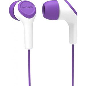 Фото - Наушники Koss KEB15i purple koss keb15i red