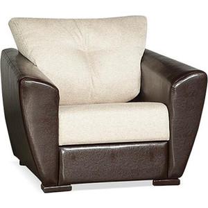 Кресло-Кровать Галактика Кентукки КР-КР mercury dark brown, alba cream dg home кресло egg chair dark brown